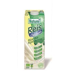Mleko Ryżowe z wapniem BIO 1000ml - Natumi