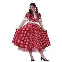 Sukienka Lata 50-te w groszki - M - dla dorosłych