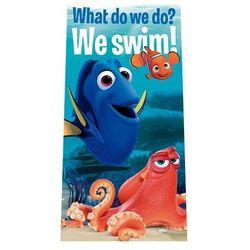 Ręcznik plażowy / kąpielowy Gdzie jest Dory?