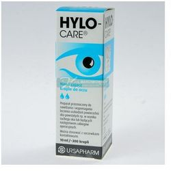 Hylo-CARE Krople do oczu 10ml