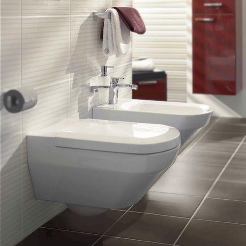 villeroy boch sentique miska wc podwieszana deska wolnoopadaj ca weiss alpin 56221001 98m8. Black Bedroom Furniture Sets. Home Design Ideas
