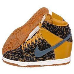 Sneakersy Nike WMNS Dunk Sky HI PRM 585560-700 (NI468-a)