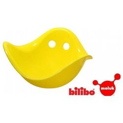 MOLUK Muszelka Bilibo duża - żółta