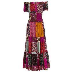 662158a8e8 suknie sukienki wzorzysta sukienka od najdroższych (od Sukienka ...