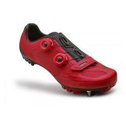 Męskie buty MTB Specialized S-Works XC Red/Black
