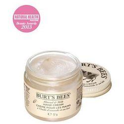 Krem do rąk z olejem migdałowym i mlekiem Almond Milk Beeswax Hand Cream - Burt's Bees