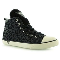 TRAMPKI GUESS JUDY ACTIVE SUEDE BLACK