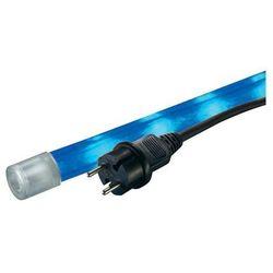 Wąż świetlny Basetech BR-LEDR20mb, 20 m, Niebieski , IP44, Zewnętrzne/wewnętrzne