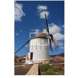 Obraz Fuerteventura - Mühle - Mill