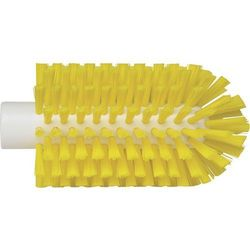 Szczotka do czyszczenia rur i maszyn, średnia, żółta, średnica 77 mm, VIKAN 5380776