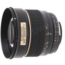 Samyang obiektyw 85mm f/1.4 IF MC Olympus 4/3