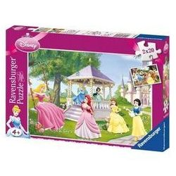 Puzzle 2x24 Magiczne księżniczki