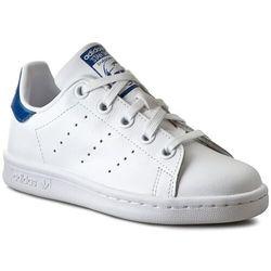Buty adidas - Stan Smith El C BB0694 Ftwwht/Ftwwht/Eqtblu
