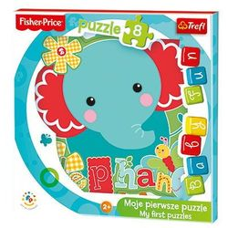 TREFL 8 EL. Baby Fun, Słonik