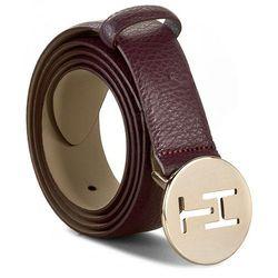 Pasek Damski TOMMY HILFIGER - Dotsy 3cm Belt BW56921284 605 90 CM