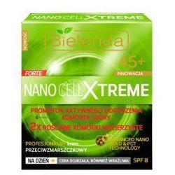 Bielenda Nano Forte Cell Xtreme 45+ (W) krem przeciwzmarszczkowy na dzień SPF8 50ml