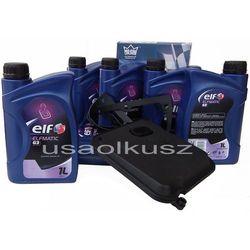 Filtr oraz olej MERCON-III automatycznej skrzyni biegów Dodge Charger 2,7 V6