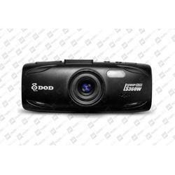 Rejestrator jazdy DOD LS360W Full HD z zestawem akcesoriów