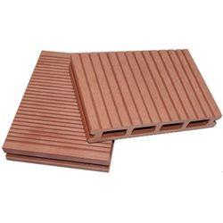 Deska kompozytowa / tarasowa POLdeck WPC150x25mm / 4,0mb / 0,60m2 Deska tarasowa, deska na taras, deska na balkon