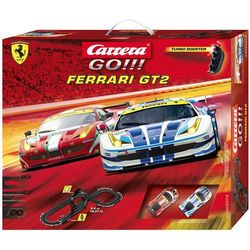 CARRERA Tor wyścigowy GO Ferrari GT2