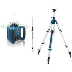 Niwelator laserowy BOSCH GRL 300 HV PEŁNY ZESTAW - RC 1 + BT 300 HD + GR 240