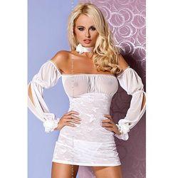 Bielizna erotyczna Obsessive Mistia chemise koszulka i stringi