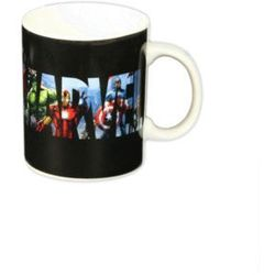 Kubek GOOD LOOT Marvel - Avengers Heat Reveal Mug