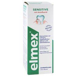 Elmex Sensitive płyn do płukania jamy ustnej 400ml