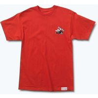 koszulka DIAMOND - Blue Hornets Tee Red (RED)