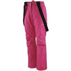 Damskie spodnie narciarskie 4F T4Z15-SPDN005T Fuksja