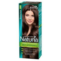Joanna Naturia Perfect, farba do włosów, 141 zimny brąz