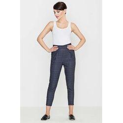 56eaf583 spodnie olowkowe 7 8 czarne w kategorii Spodnie damskie - porównaj ...