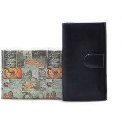 829c40597d970 portfel damski mulberry kolor czarny w kategorii Portfele i ...