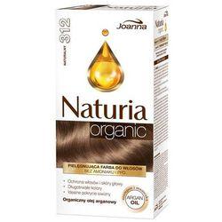 Joanna Naturia Organic, farba do włosów, 312 naturalny