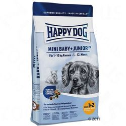 Happy Dog Supreme Mini Baby & Junior 29 - 4 kg