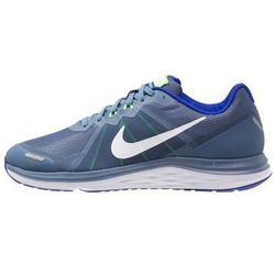 Nike Performance DUAL FUSION X 2 Obuwie do biegania Amortyzacja ocean fog/metallic silver/concord/electric green/white