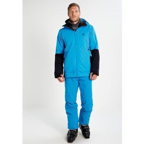 Salomon ICEMANIA Spodnie narciarskie hawaiian porównaj