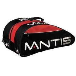 Mantis 12 Rackets Thermo Bag R/B