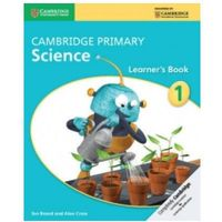 Cambridge Primary Science Stage 1 Learner's Book (opr. miękka)