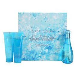 Davidoff Cool Water Woman zestaw upominkowy IV. + do każdego zamówienia upominek.