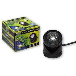 AQUA NOVA Wodoodporna lampa LED do oczka wodnego 3x1,6W 12V
