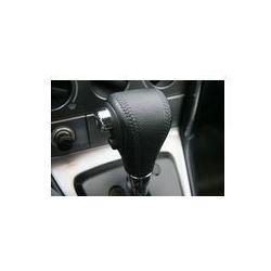 Foto naklejka samoprzylepna 100 x 100 cm - Dźwignia zmiany biegów automatycznej zmiany biegów samochodu