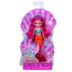 Barbie Mała Syrenka różowe włosy