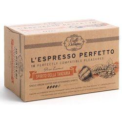 Diemme SPIRITO DELLA TANZANIA 10 kapsułek do Nespresso