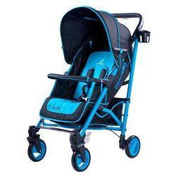 Wózek spacerowy Sonata niebieski