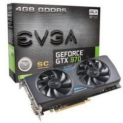 EVGA GeForce ® GTX 970 4GB SC GAMING ACX 2.0