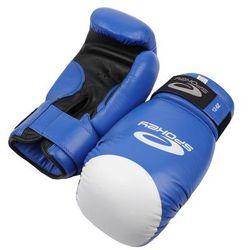 Rękawice bokserskie NOKAUT / Gwarancja 24m