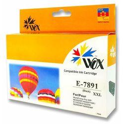 Epson T7891 zamiennik tusz czarny XXL do WorkForce WF-5110 WF-5190 WF-5620 WF-5690 - 65.1ml