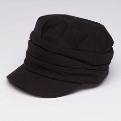 czapka z daszkiem (płaskie czapki) VANS - Wojowniczy - Onyx - VPFN158