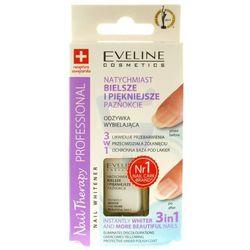 Eveline Nail Therapy Odżywka do paznokci wybielająca 3w1 12 ml